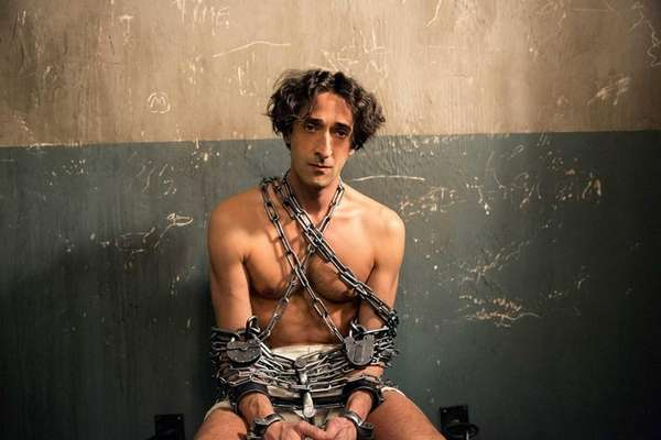 """Adrien Brody (""""The Pianist"""") stars as the legendary"""