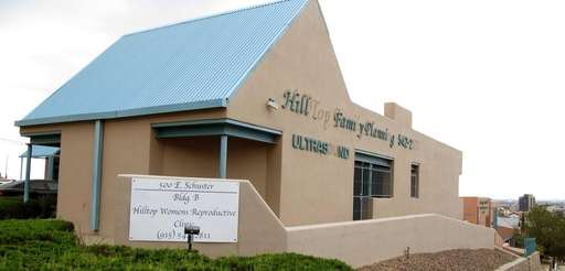 The Hilltop Women's Reproductive clinic on Aug. 11,
