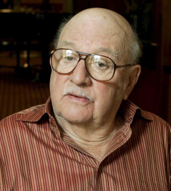 Sandy Wilson, the British composer and lyricist best