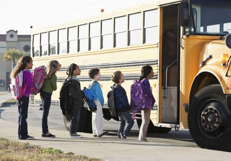 Most Long Island schools are back in session