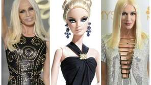 Donatella Versace's Versus Versace collection, Gwen Stefani's L.A.M.B.