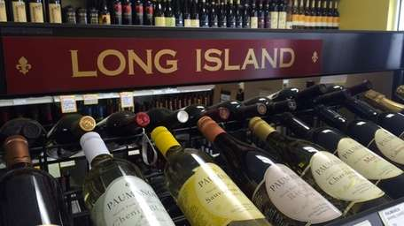 Cooler weather might keep Long Island wine grapes