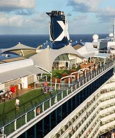 There are cruises for all types of travelers.