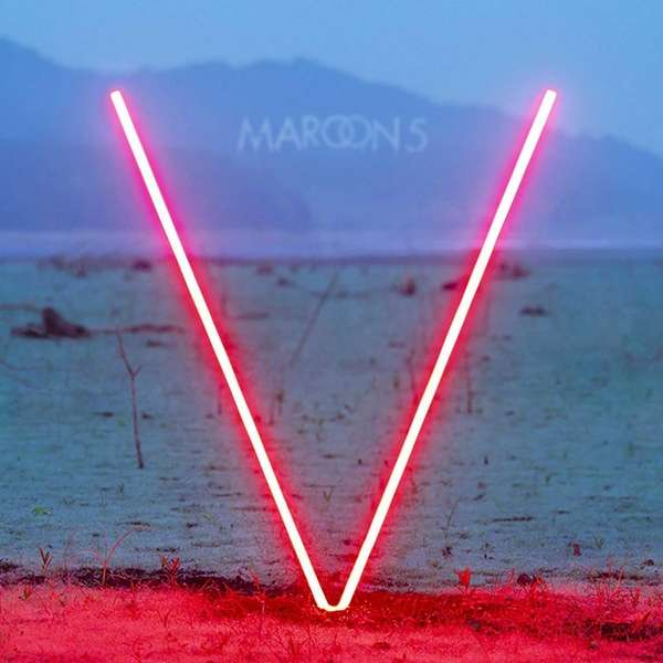 "Cover art for Maroon 5's ""V"" album."
