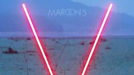 Cover art for Maroon 5's
