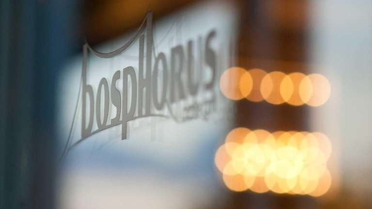Bosphorus Cafe Grill serves classic Turkish and Mediterranean
