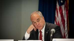 New York State Comptroller Thomas DiNapoli at the