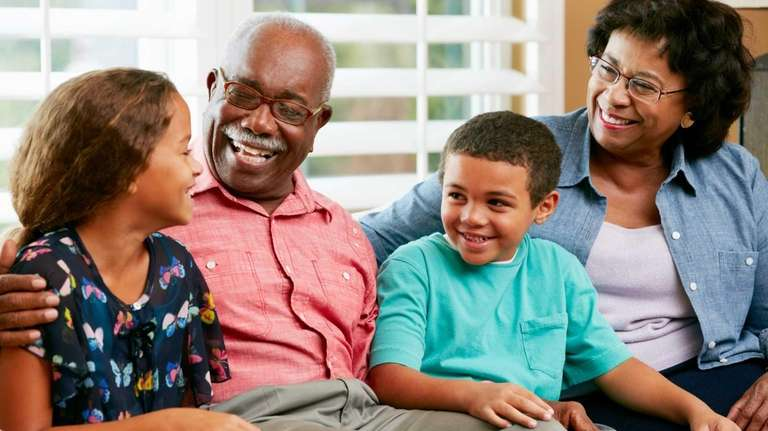 National Grandparents Day is Sept. 7.