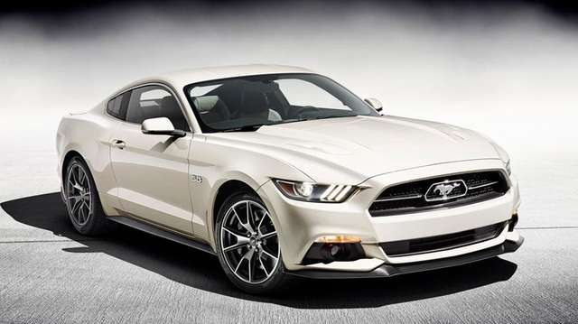 The Special Edition Ford Mustang is being auctioned