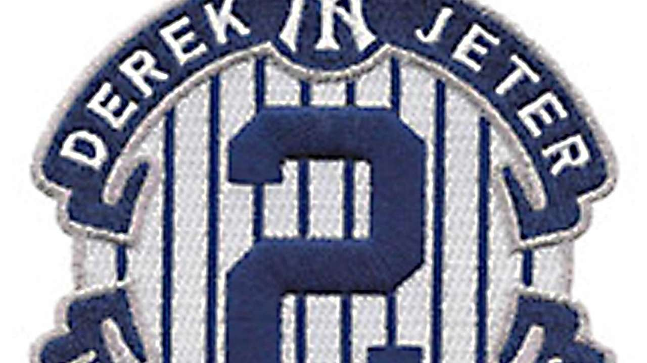 Photo of a patch the Yankees will be