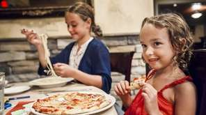 Butera's in Smithtown offers free kid's meals with