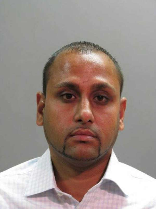 Ketan Patel, 38, of Pennsylvania, was arrested Tuesday,