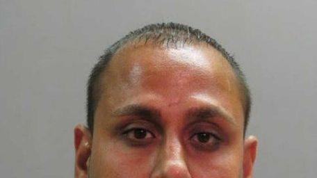 Ketan Patel, 38, of Pennsylvania, was arrested Tuesday,