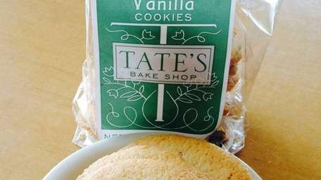 The new cookie at Tate's in Southampton in