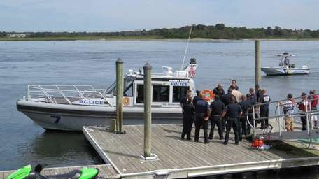 Nassau police recovered the body of a missing