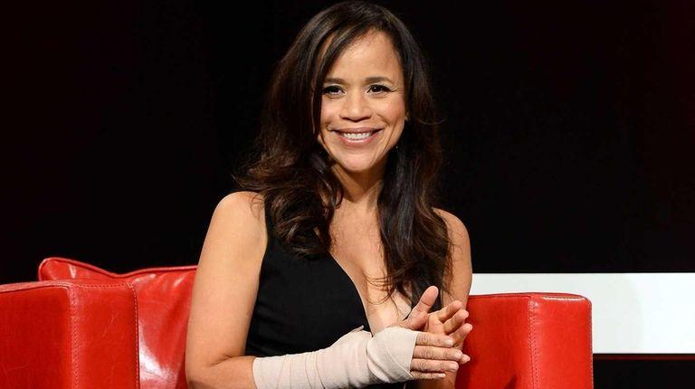 Actress Rosie Perez, known for