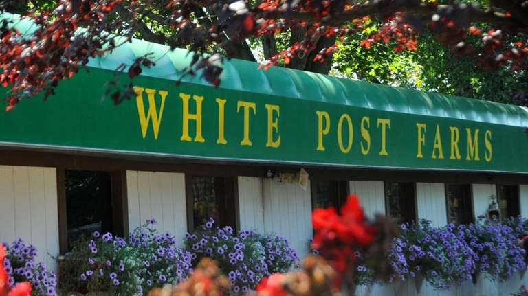 White Post Farms is a popular destination in