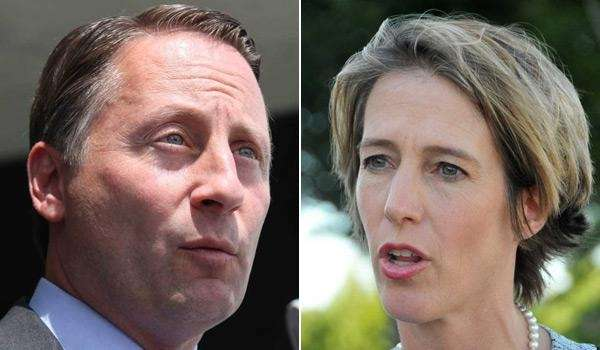 Republican Rob Astorino and Democrat Zephyr Teachout called