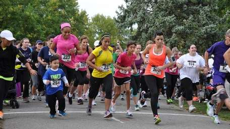 The Fit and Healthy Mamas 5K will be