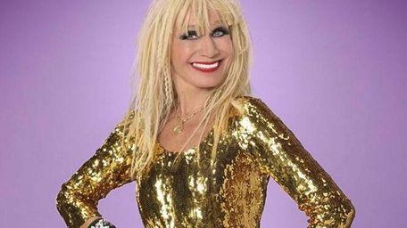 Fashion designer Betsey Johnson is partnered with Tony