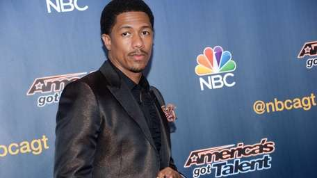 Host Nick Cannon arrives at the