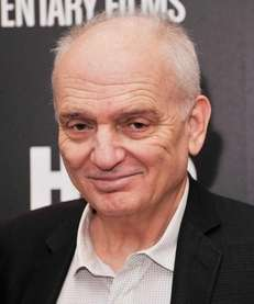 David Chase at an HBO premiere at the