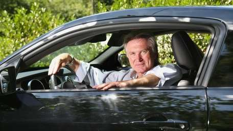 Drivewise customer William VanLeer, 61, of East Northport,