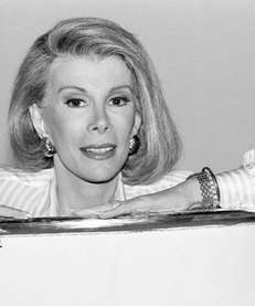 "Joan Rivers announces her syndicated talk show, ""The"