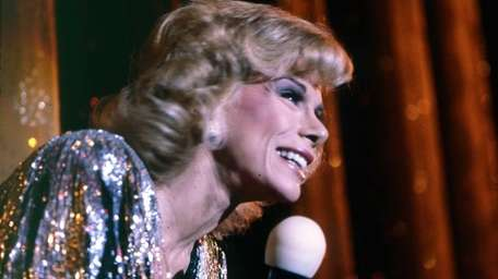 Joan Rivers at the Riviera Hotel in Las