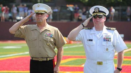 Marine Corps Brigadier General Kevin J. Killea, Chaminade