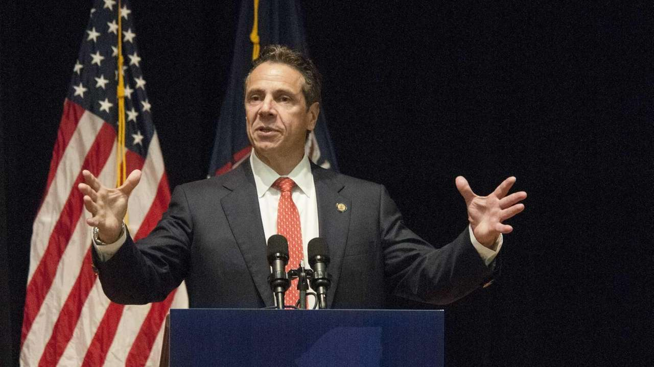 Gov. Andrew Cuomo endorses New York Sen. Jeff