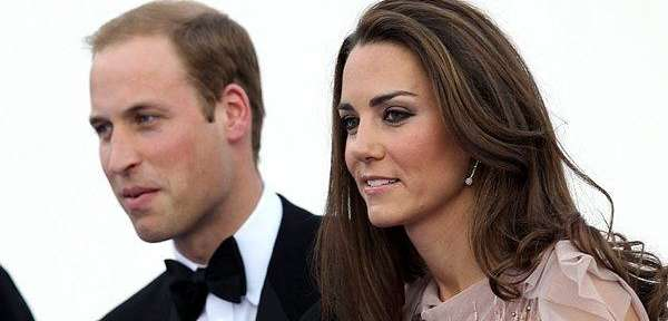 In this file picture Britain's Duke and Duchess