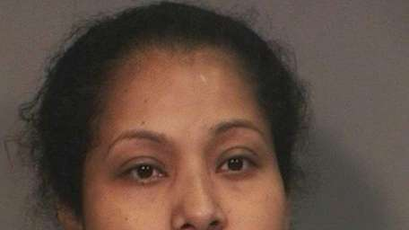 Tania Ayala, 31, of Uniondale, was charged with