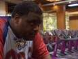 Former NFL lineman Damien Woody is a contestant