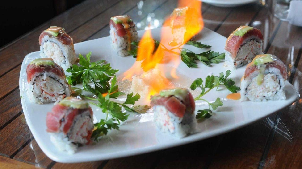 Crazy Sushi Rolls On Long Island  Newsday-5368