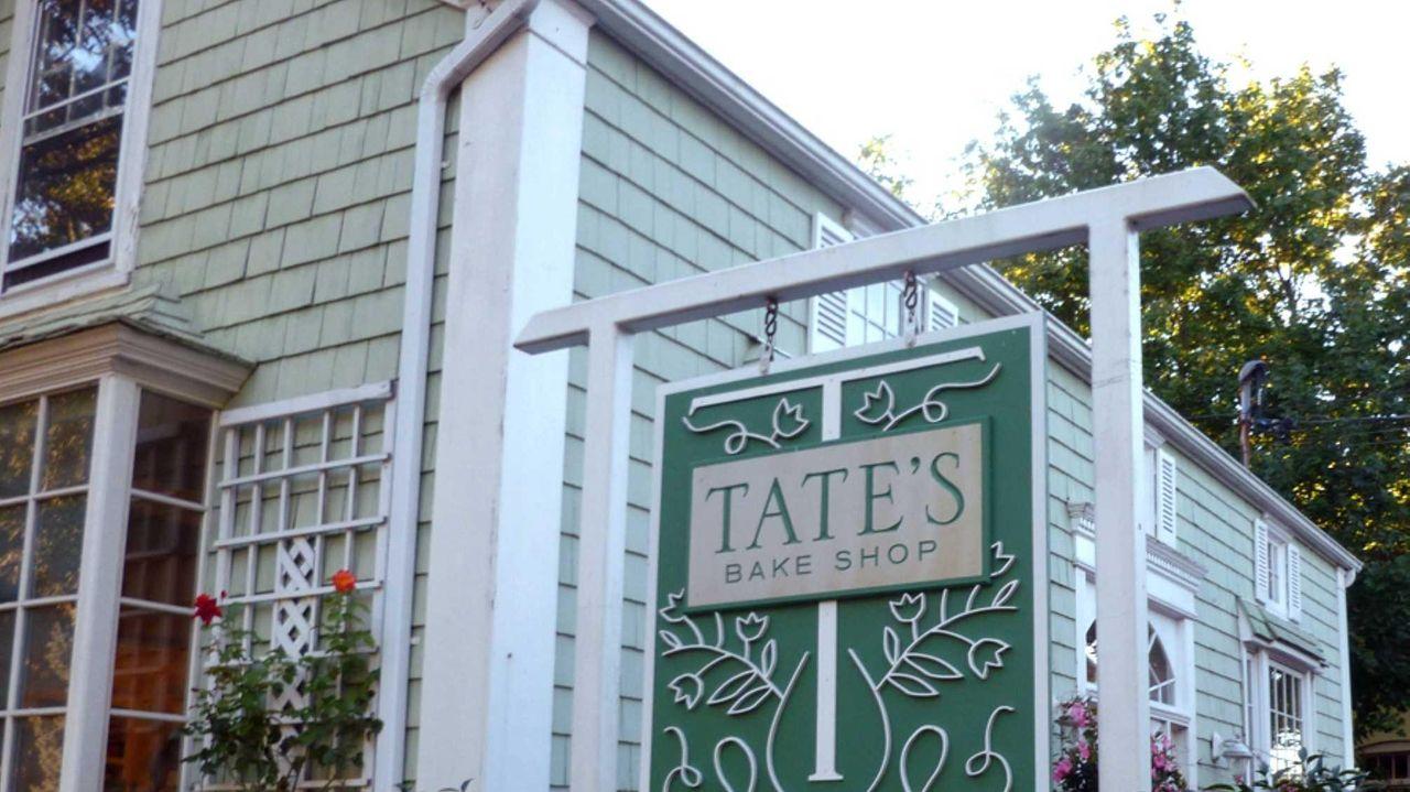 Tate's Bake Shop in Southampton on July 14,