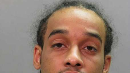 Wardell Lyles, 26, of Uniondale, was arrested in