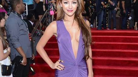 Model and actress Melanie Iglesias, pictured here at