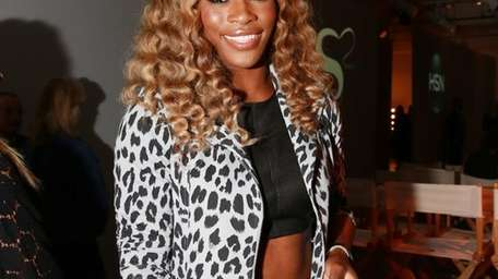 Serena Williams at her Signature by Serena Williams
