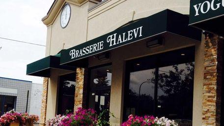 Brasserie HaLevi is a kosher, continental restaurant in