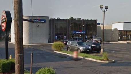 An exterior image of the Capital One Bank