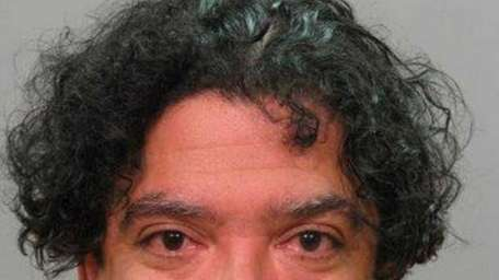 Nicholas Ortiz, 46, of Holbrook, was arrested Tuesday,