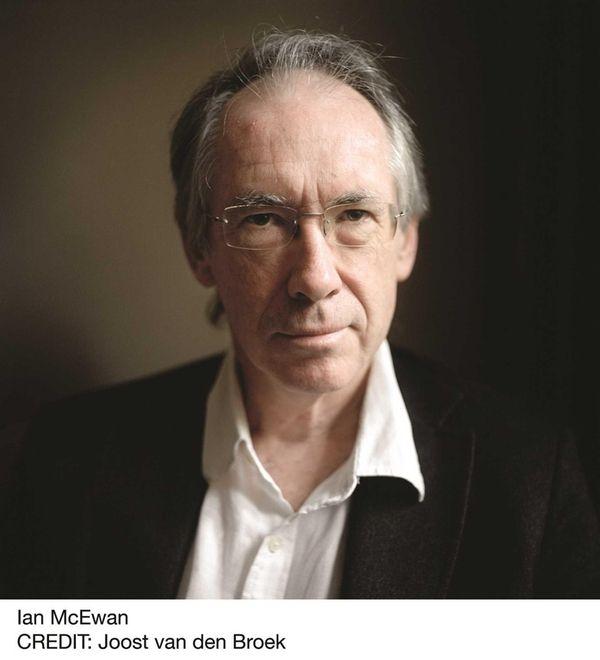 Ian McEwan, author of