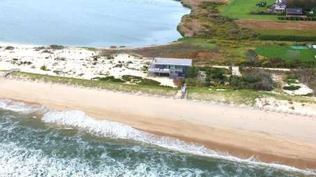 This Wainscott property is listed for $26.5 million.
