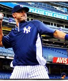 Yankees Derek Jeter #newsdaysports #yankees #brooklynnets #nyyankees #nyc