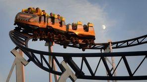 You've ridden the Hurricane roller coaster at Adventureland