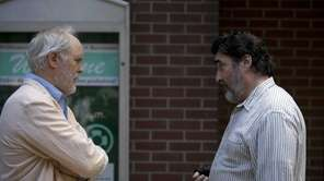 John Lithgow and Alfred Molina are partners in