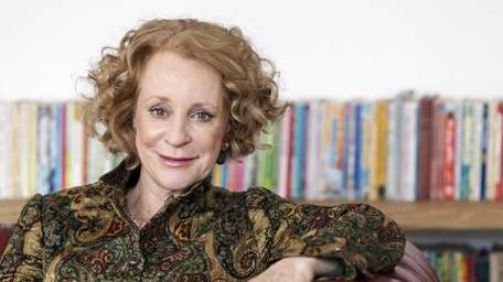 Philippa Gregory, author of