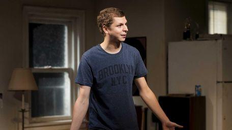 Michael Cera plays the awkward, anxious Warren in