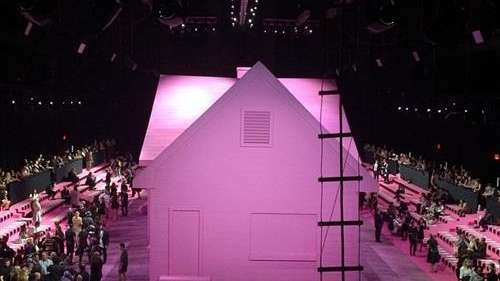 The Marc Jacobs runway is taken over by